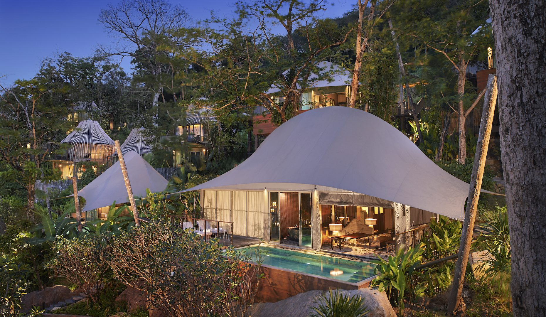 Keemala Beyond Enchanting Hotel – Exterior