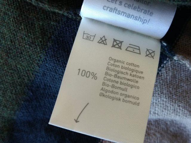 Kleidung aus 100% Bio-Baumwolle