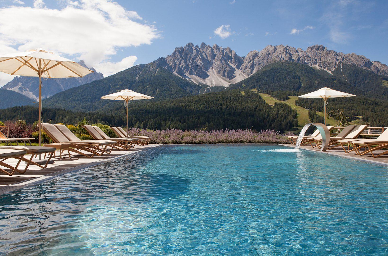 Leitlhof Dolomiten Hotel – Pool