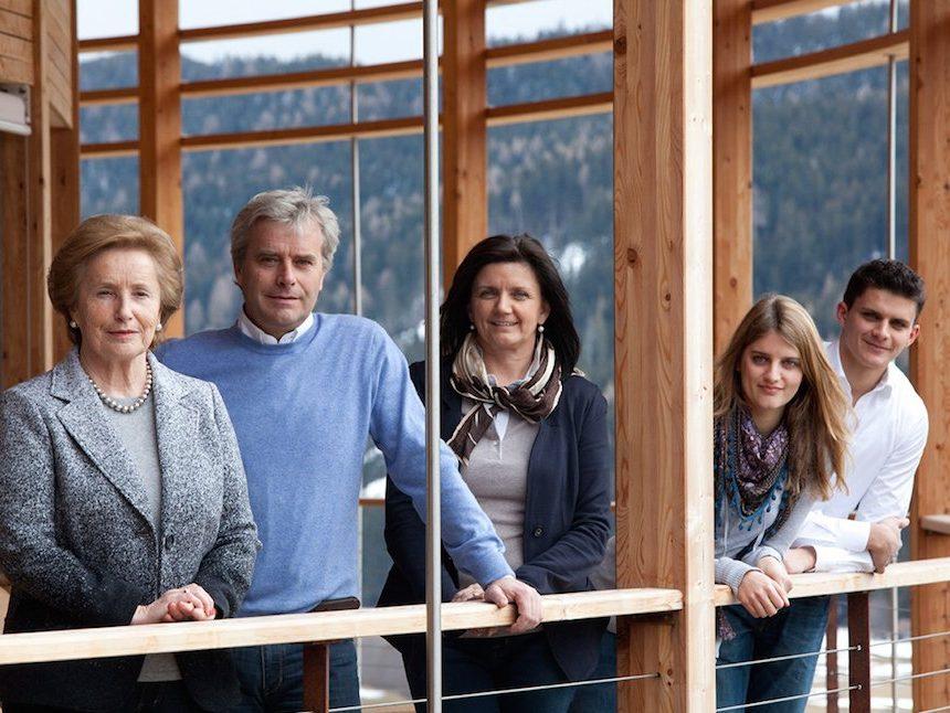 Leitlhof Dolomiten Hotel – Staff