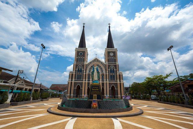 Kathedrale der unbefleckten Empfängnis