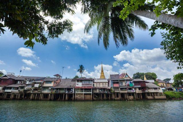 Flussufer Chanthaboon Riverside Community