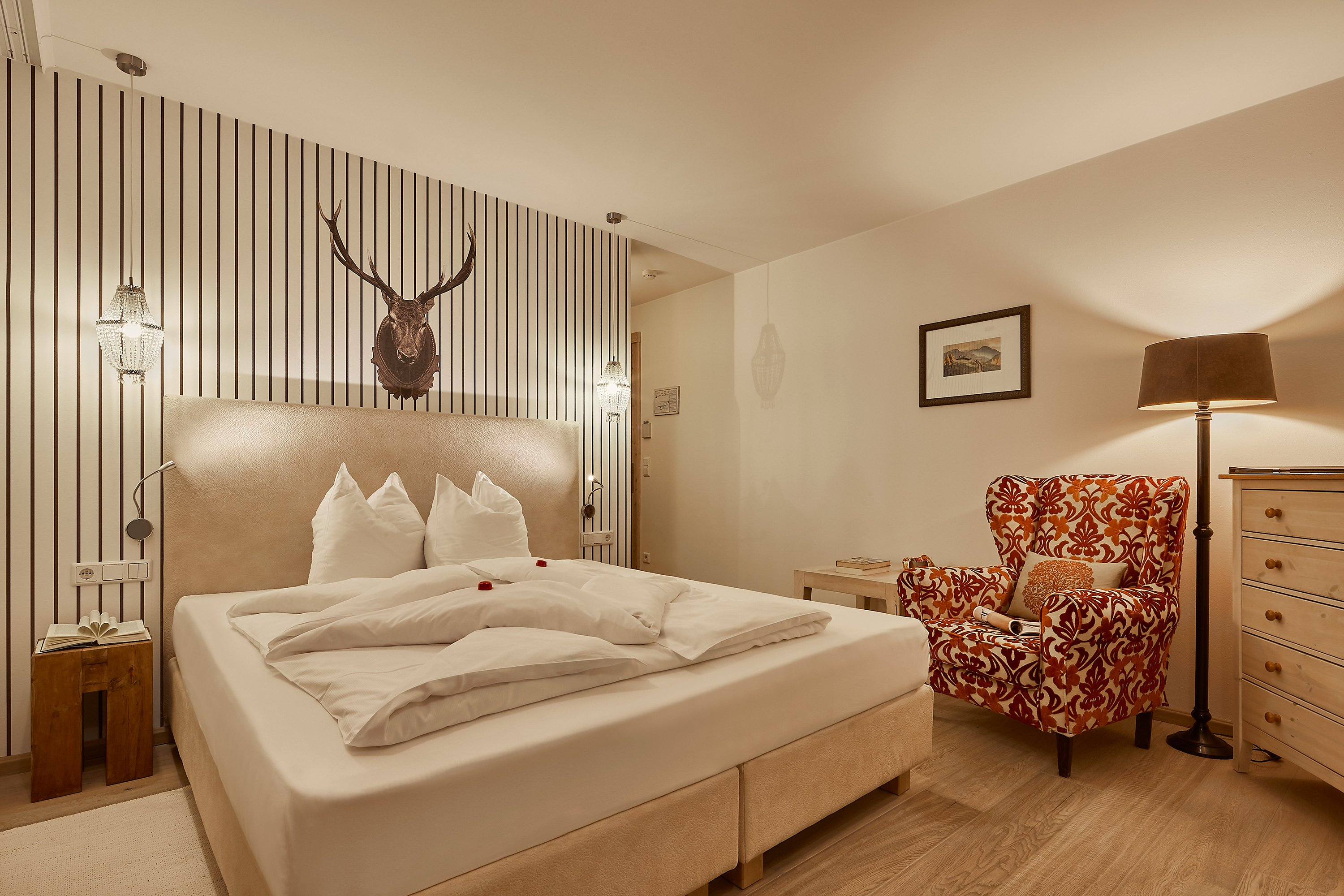 Dolomit Boutique Hotel, Bedroom