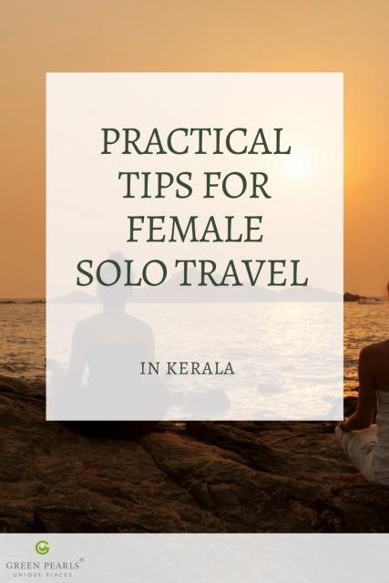 Female solo travel Kerala