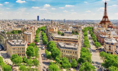 Nachhaltiger Städtetrip nach Paris.