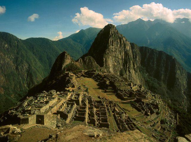 The legendary Inca city Machu Picchu, Inkaterra Machu Picchu Pueblo.