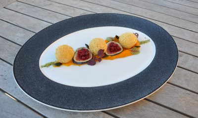 Vegane Maronen-Falafel © HUBERTUS Alpin Lodge & Spa