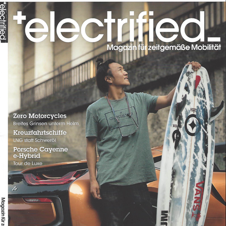 Electrified Cover