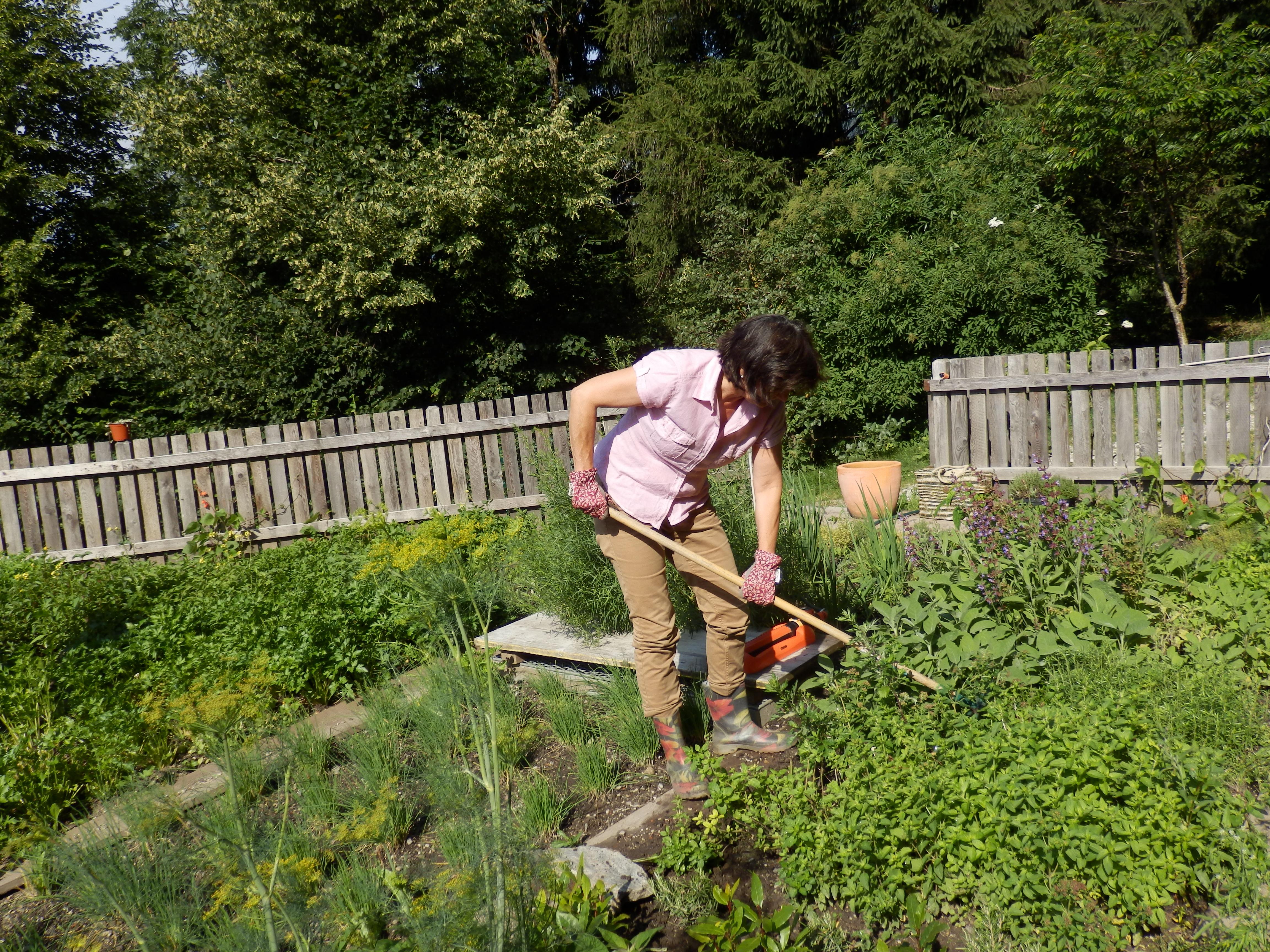 Garden at Leitlhof