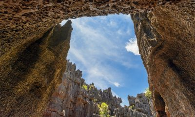 Stone Castle in the province Satun, Thailand