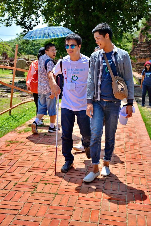 Blind Travel Thailand, Nutty's Adventures