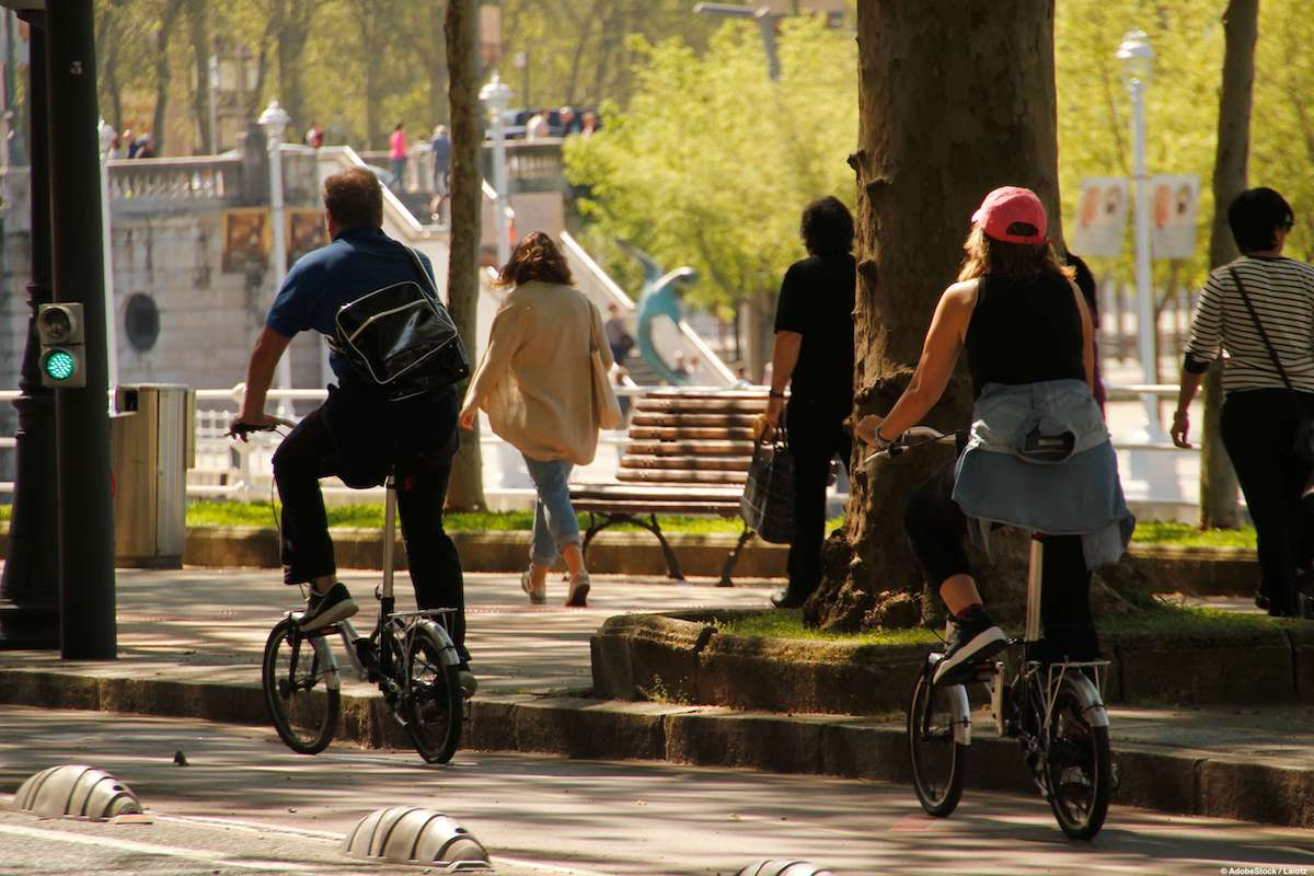 Fahrradfahrer © AdobeStock / Laiotz