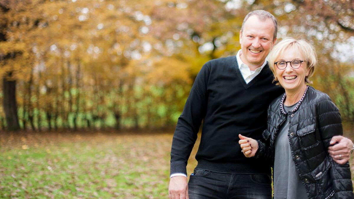 Matthias & Christa Schulze Dieckhoff © Biohotel Sturm